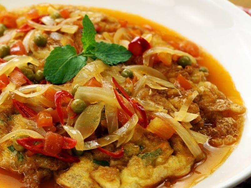 Resep Fuyunghai Chinese Food Thegorbalsla