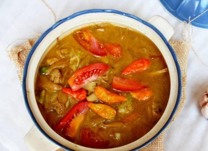 Resep Jamur Kancing