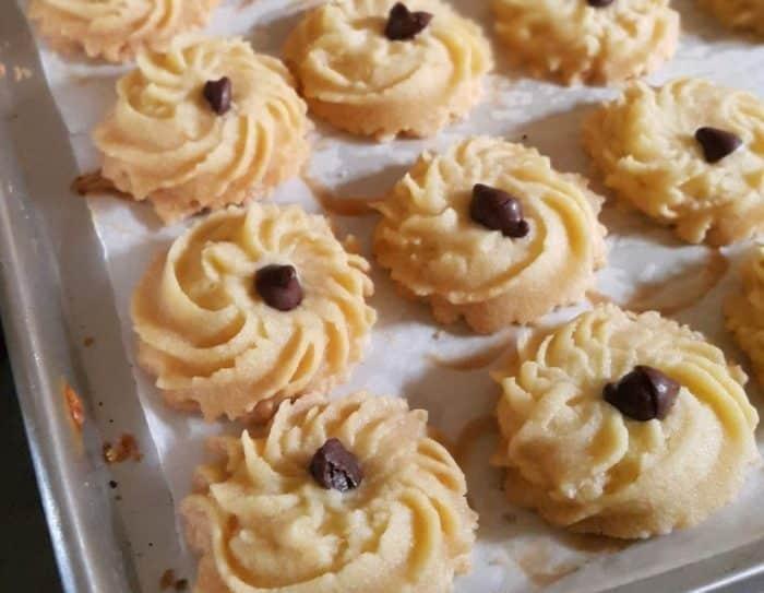 19 Resep Kue Semprit Yang Enak Dan Empuk Rekomended