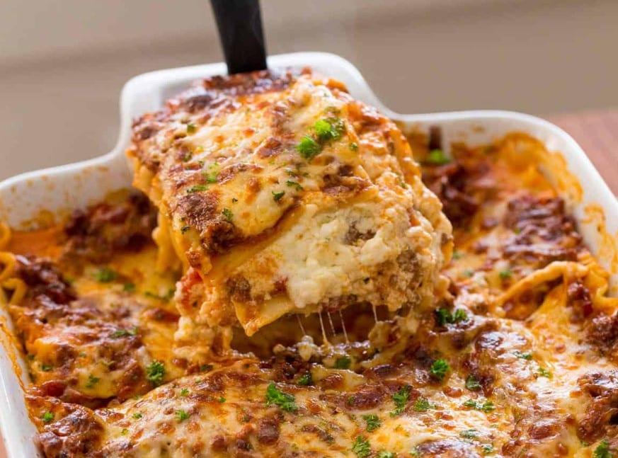 15 Resep Lasagna Yang Enak Dan Mudah Ala Pizza Hut Rekomended