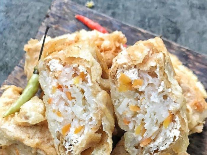 Resep Nugget Tahu