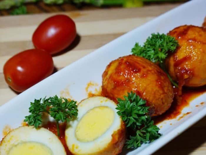 Resep Telur Balado