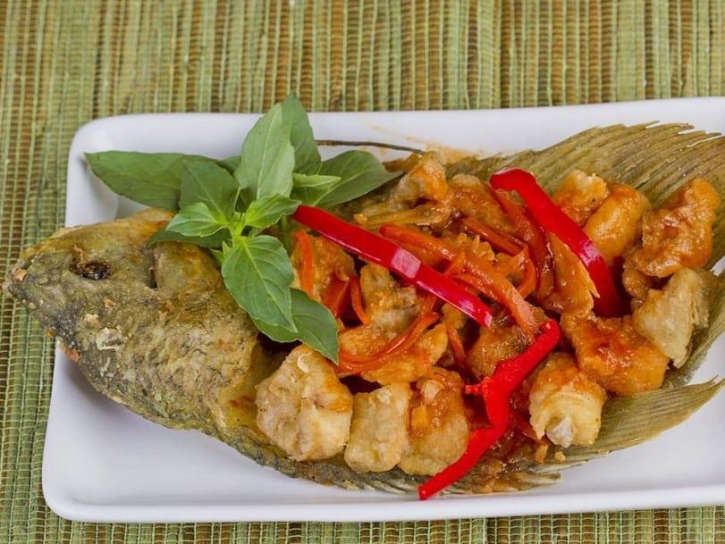 Resep Gurame Asam Manis Ala Chinese Food