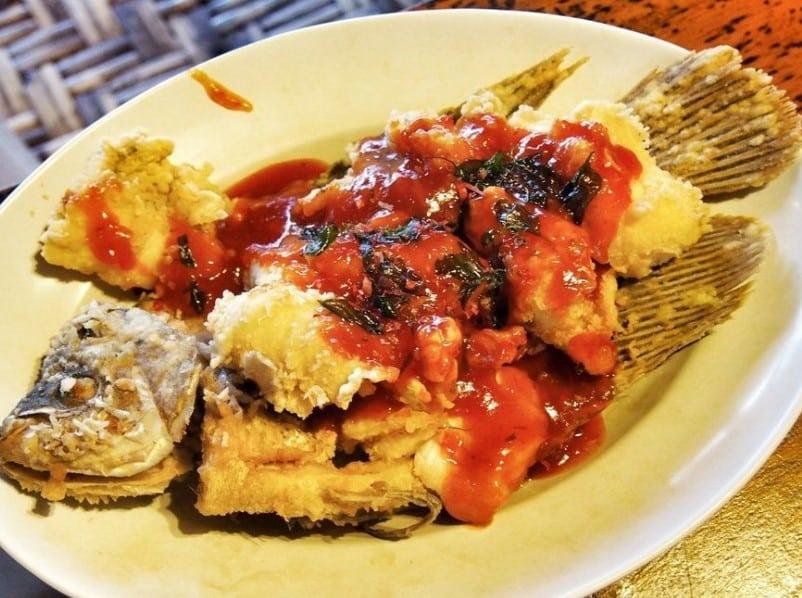Resep Ikan Gurame Asam Manis Ala Restoran