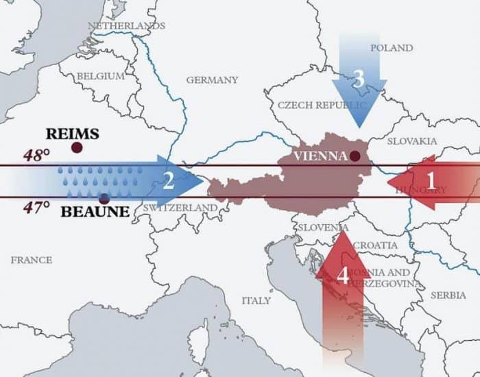 Peta Benua Eropa