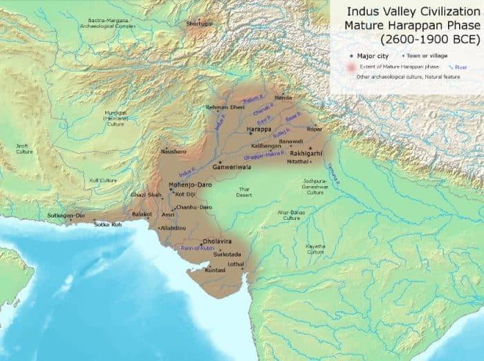 India, Pusat Peradaban Kuno Dunia