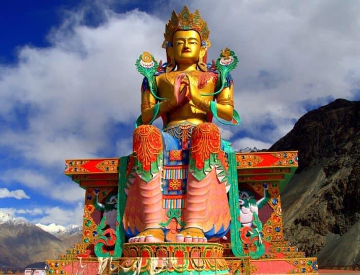 Perkembangan Agama Buddha di India