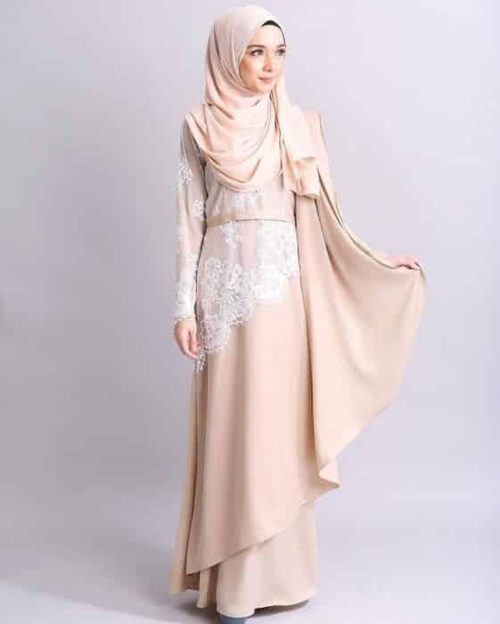Brokat Dress Hijab