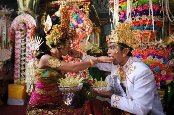 Adat Pernikahan Bali