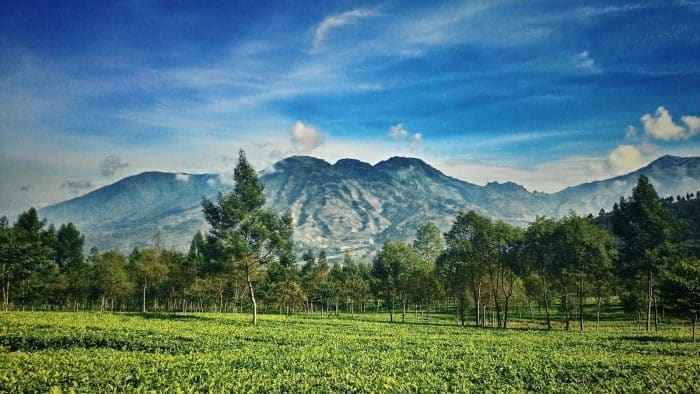 Kekayaan Alam Jawa Barat