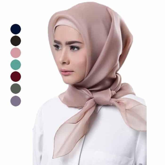 Hijab yang Sesuai dengan Warna Kulit