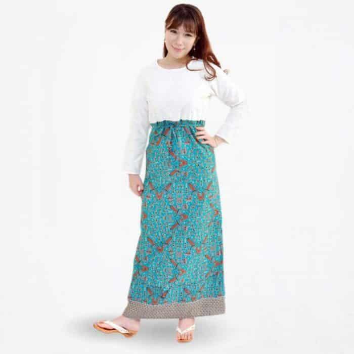 Model Baju Batik Semi Formal