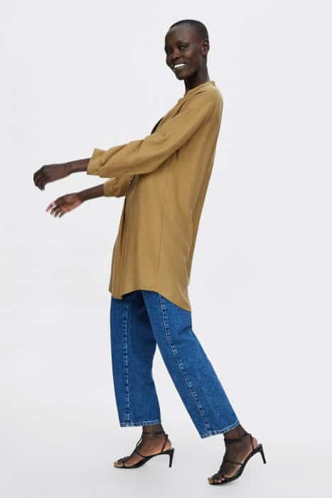 Model Baju Tunik Kemeja