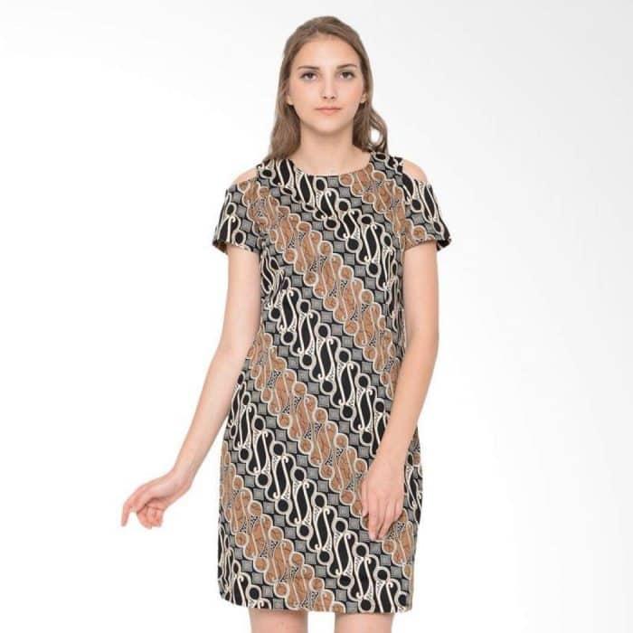 Model Batik Dress Qipao