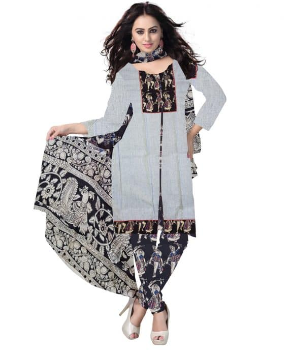 Model Batik India Kamiz Modern