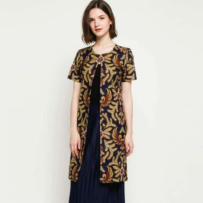 Model Batik India Saree