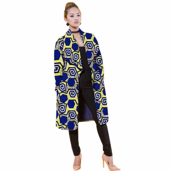 Model Batik Long Outer Lengan Pendek Elegan