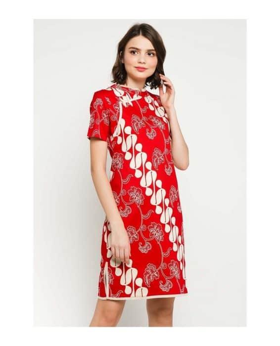Model Batik Motif Etnik Kain India