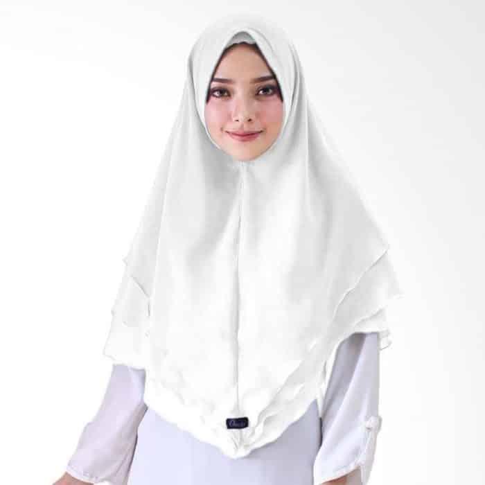 model hijab anak sma  jilbab ceruti