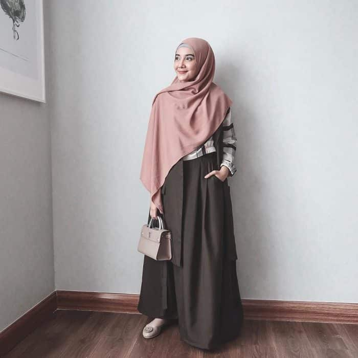 Model Hijab Syari Modis