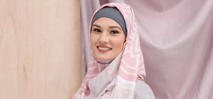 Model Hijab untuk Fashion Show