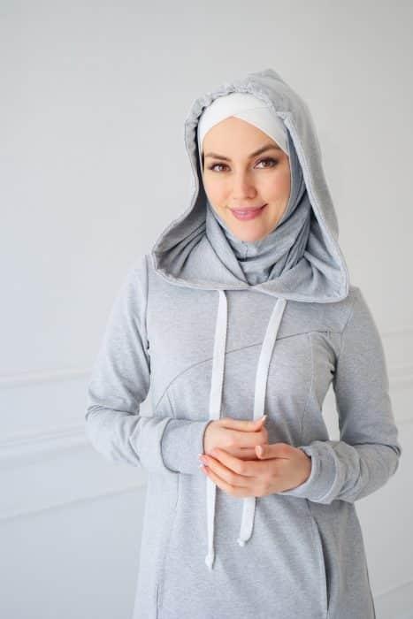 Model Hijab untuk Olahraga