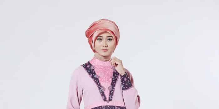 Model Hijab untuk Wisuda