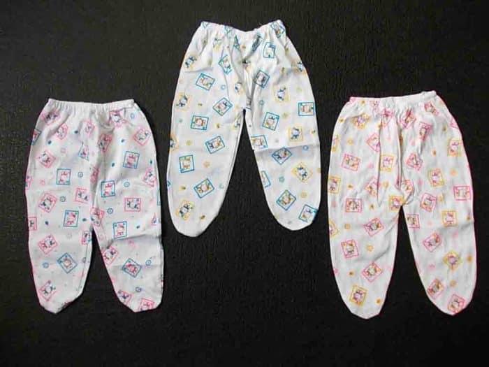 Popok Bayi dan Celana Bayi