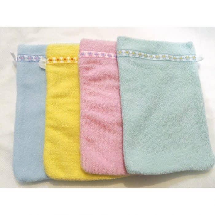 Waslap Untuk Bayi dan Tisu Basah