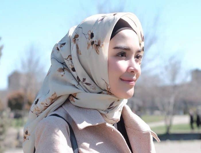 Jenis-jenis Kain Hijab