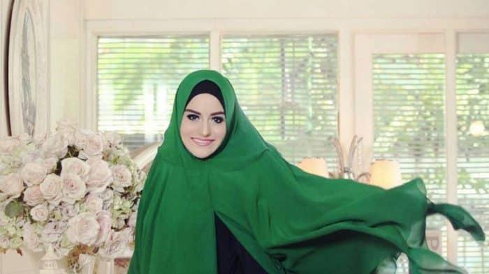 Model Hijab Hari Raya