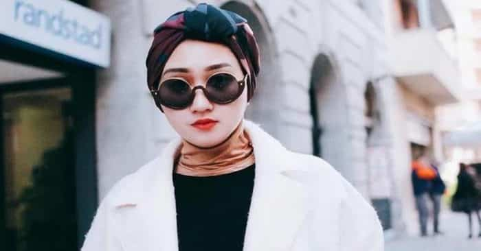 Model Hijab ke Luar Negeri