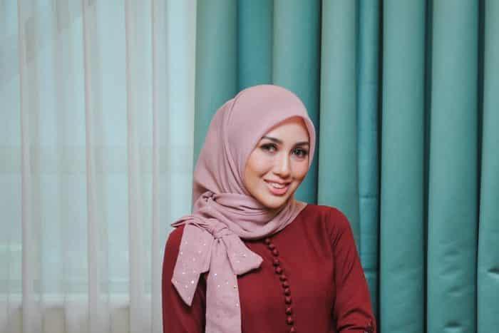 Model Hijab Pita