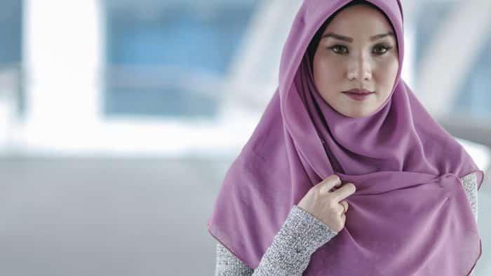Model Hijab untuk Acara Non-Formal