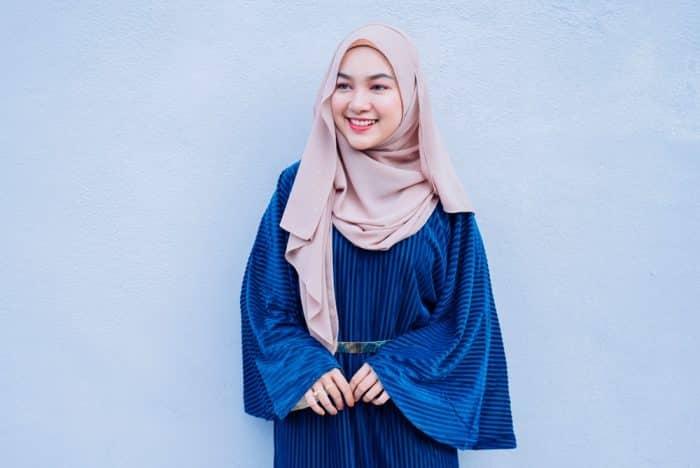 Model Hijab untuk Arisan
