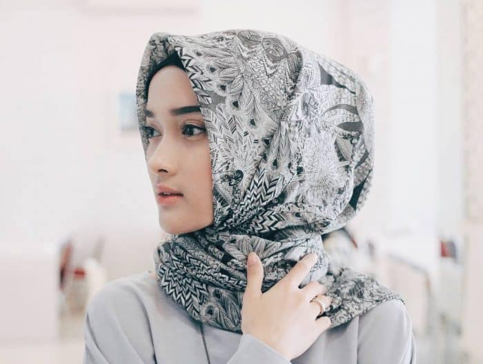Model Hijab untuk Kondangan