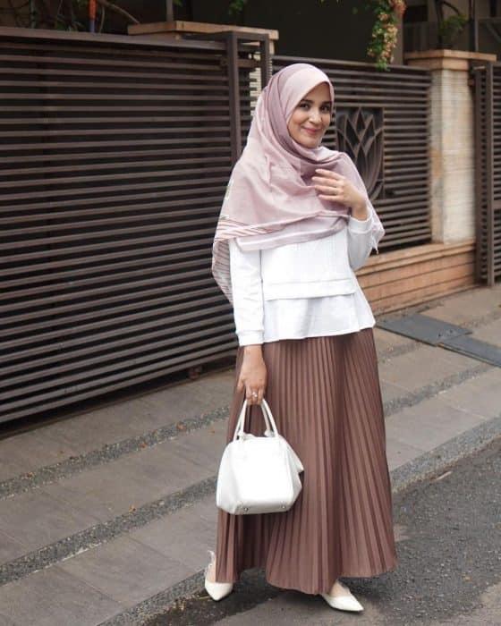Model Hijab untuk Kuliah