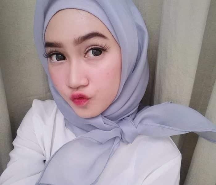 Model Hijab untuk Prom Night