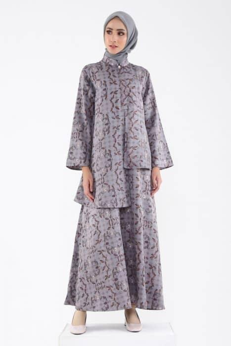 Baju Muslim Brokat 2019