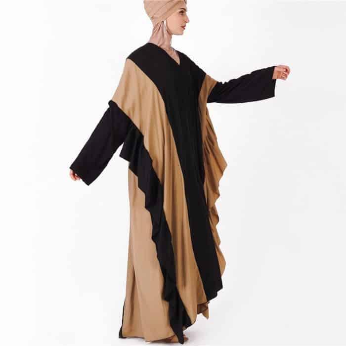 Baju Muslim Elegan Mewah 2 Warna