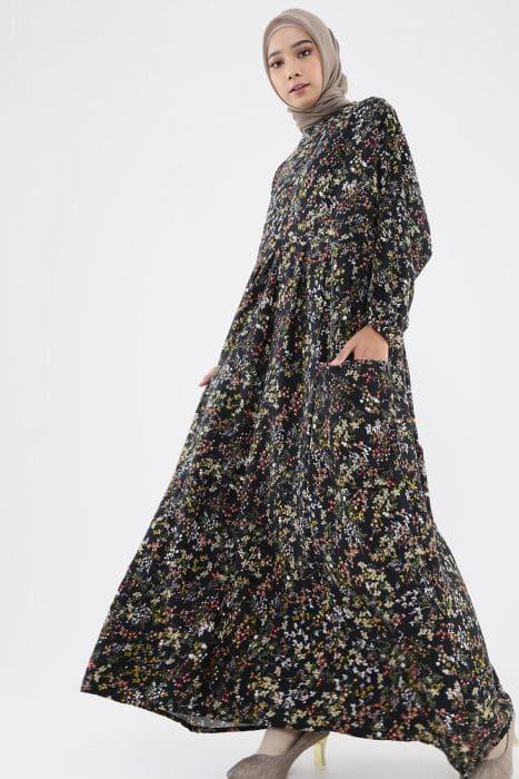 Baju Muslim Motif
