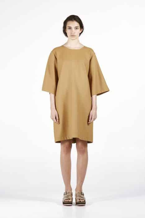 Choco Vanilla Tunic Dress