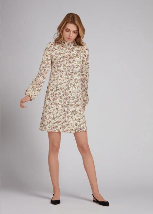 Glamour Collaret Tunic