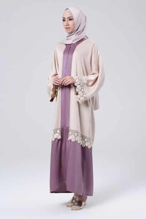 Model Baju Muslim Era 80an
