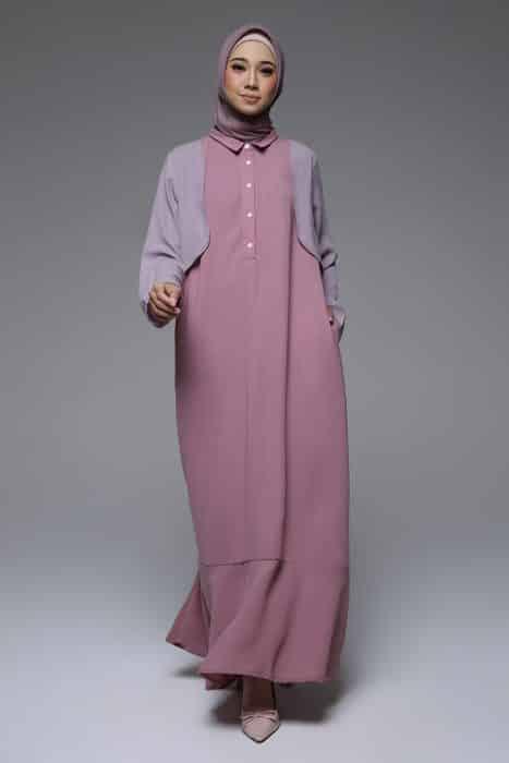 Model Baju Muslim Jumbo Modern