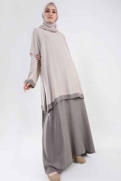Model Baju Muslimat
