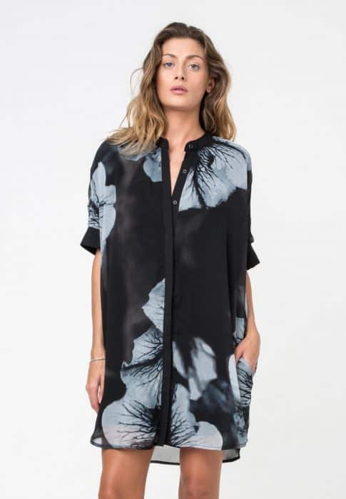 Model Baju Tunik Dress Organdi
