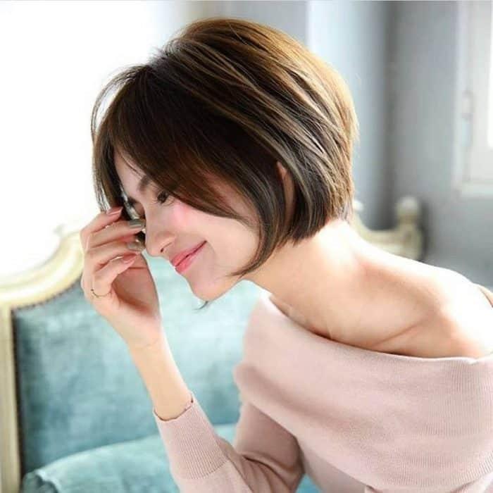 51 Model Rambut Pendek Wanita Terbaru