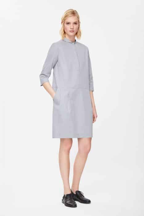 Victorian In Simple Chic Tunic Dress