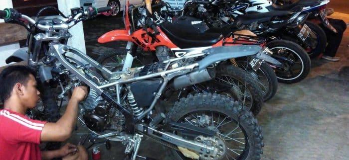 Kendala dalam Menjalankan Usaha Bengkel Sepeda Motor